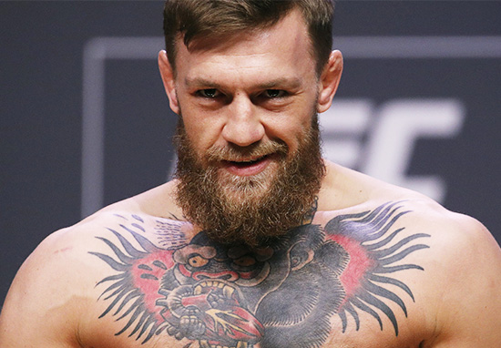 Conor McGregor UFC229