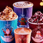 Costa Reveal Christmas Menu And It's Super Festive