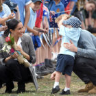 Prince Harry's Incredible Act After This Adorable Photo Was Taken