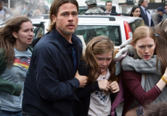 World War Z sequel in the works.