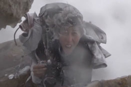 Filmmakers caught in avalanche