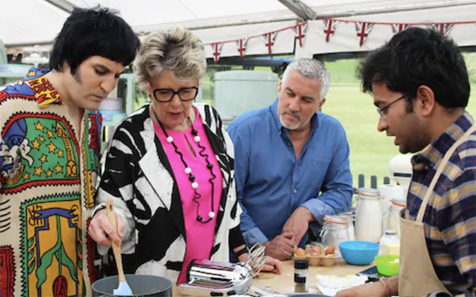 bake off judges