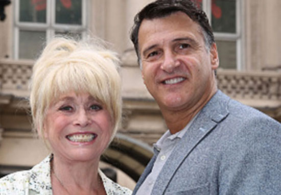 Barbara Windsor husband