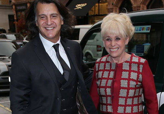 Barbara Windsor Scott Mitchell
