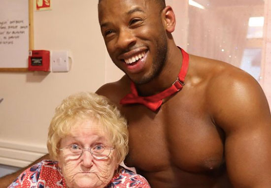 Retirement home hires naked butlers