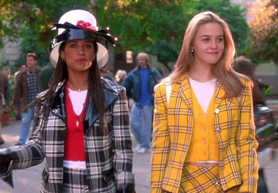 clueless cher and di