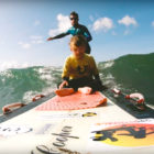 Surfer Helps Kids With Disabilities Fulfil Their Dreams Of Catching A Wave