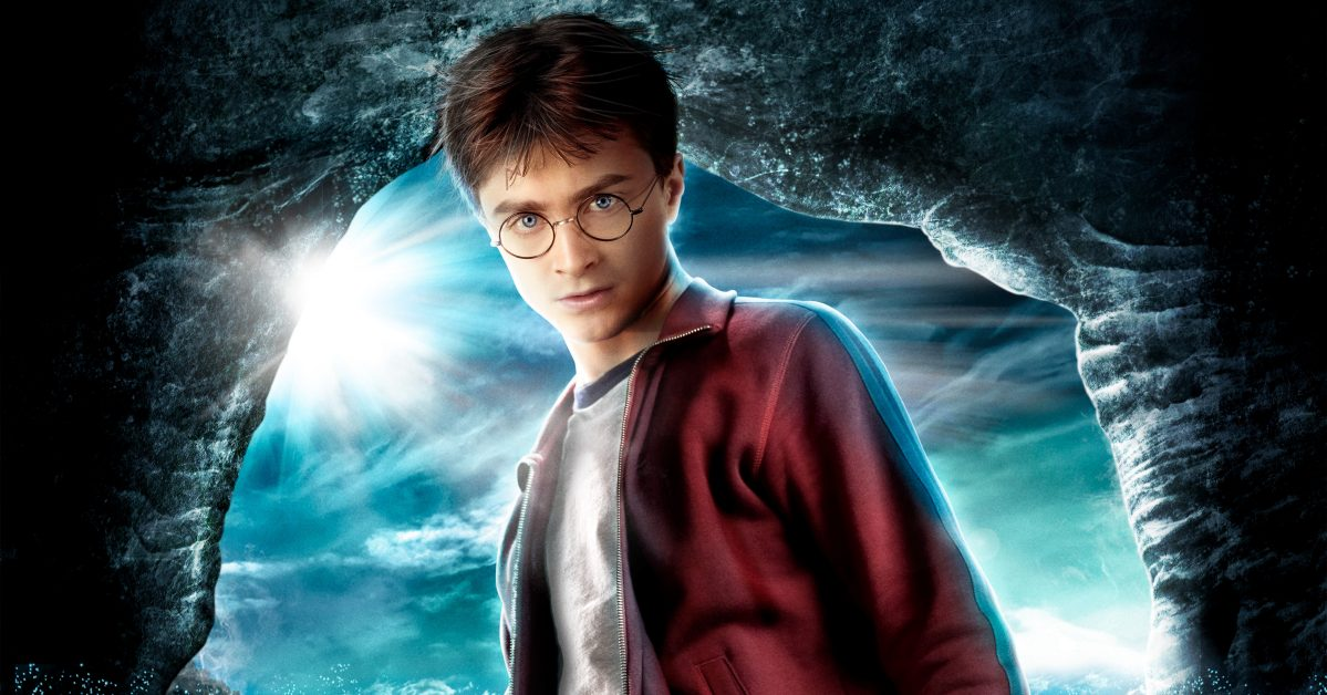 Promotional image from harry Potter and the Half Blood Prince