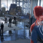 Spider-Man PS4 Update Perfectly Trolls Angry Gamers