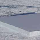 NASA Finds Massive Rectangular Iceberg In Antarctica