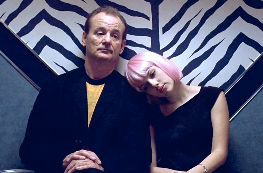 bill murray scarlett johansson lost translation