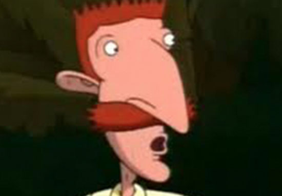 Nigel Thornberry As A ...