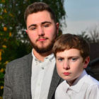 Teen Promises To Become Mum And Dad For His Little Brother After Both Parents Killed
