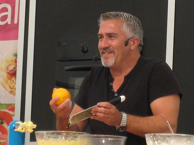 paul hollywood zesting