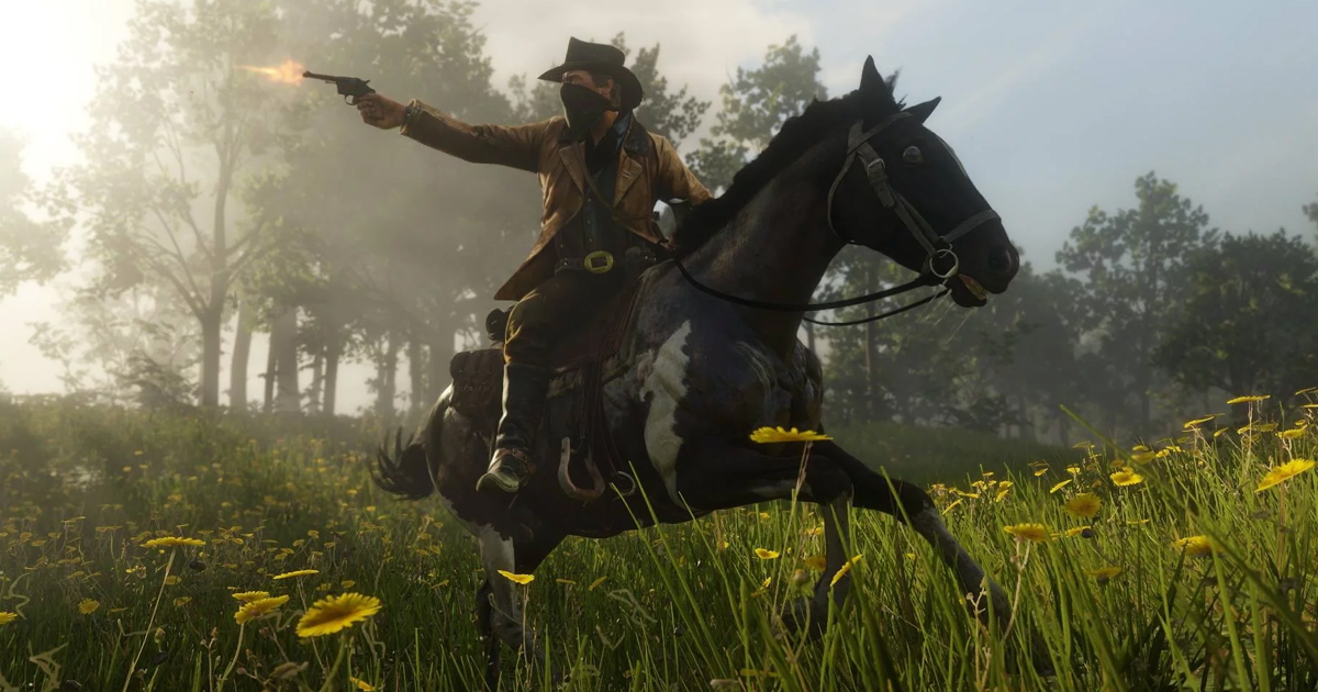 You Can Get A Free Gun Early In Red Dead Redemption 2 Here S How