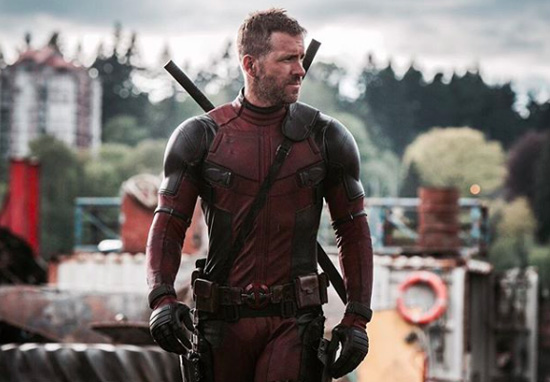 ryan reynolds superhero deadpool
