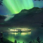 'Futuristic' Hotel Is Being Built At Glacier Base In Remote Norway
