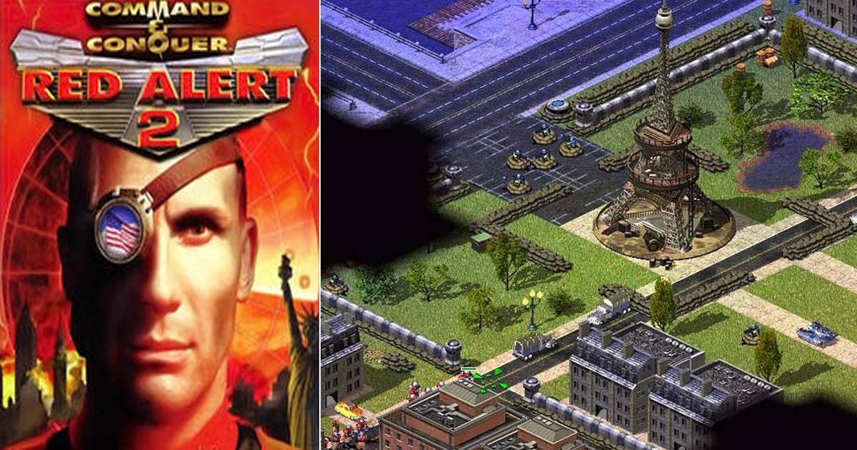Command & Conquer Remake Teased By EA