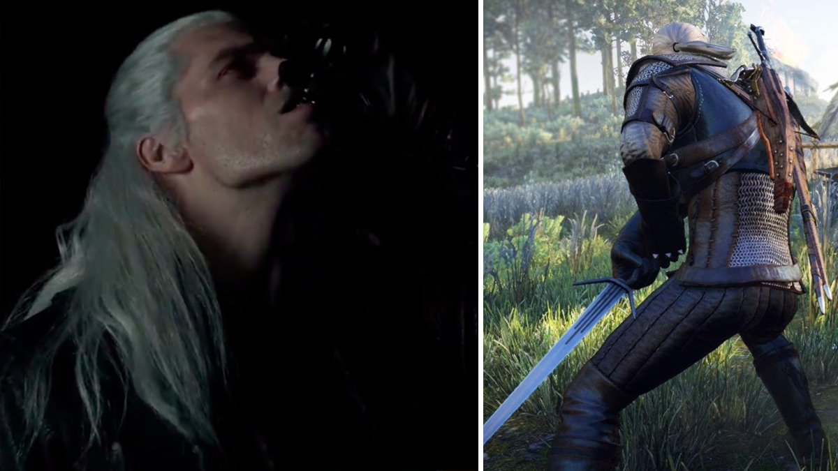 First Footage Of The Witcher TV Show Reportedly Emerges