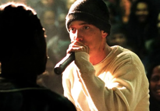 An 8 Mile sequel could be brilliant.