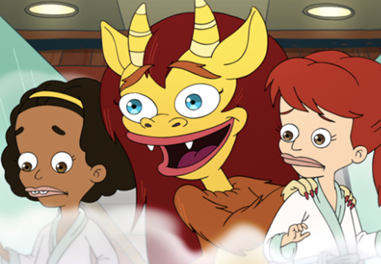 Big Mouth is being renewed.