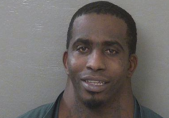 Guys Mugshot Goes Viral Because Of His Massive Neck