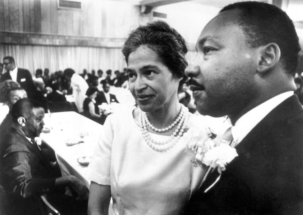 Rosa Parks Martin Luther King