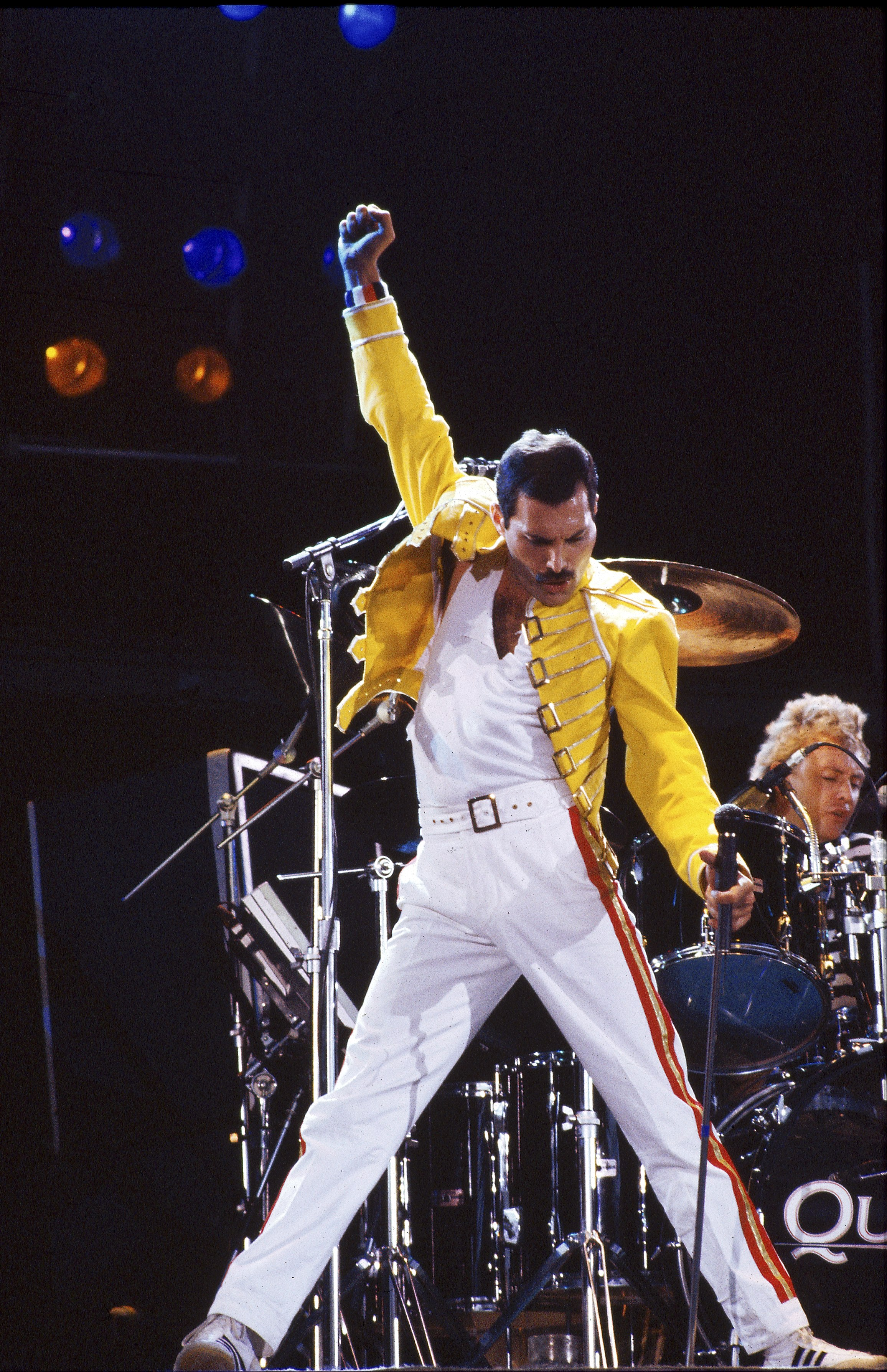 Photo of Freddie MERCURY and QUEEN,