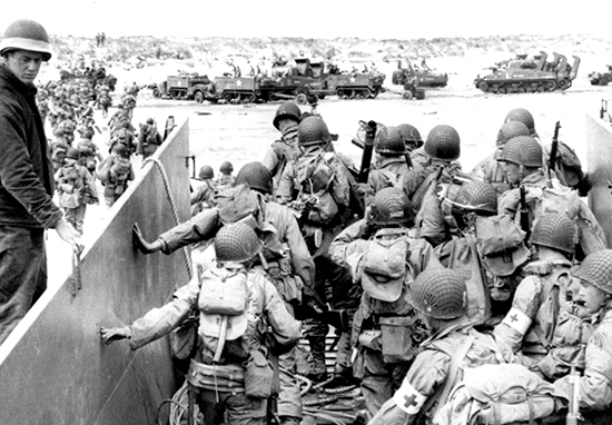 Normandy landings