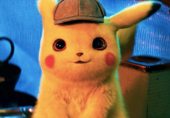 People are all saying the same thing about Detective Pikachu.