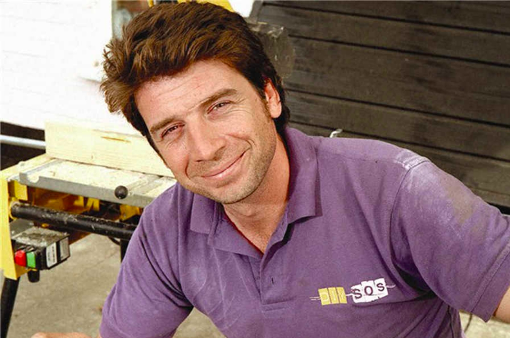 Nick Knowles DIY SOS