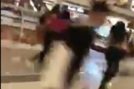 Man opens fire in Alabama mall