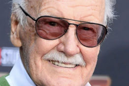 Stan Lee laid to rest.