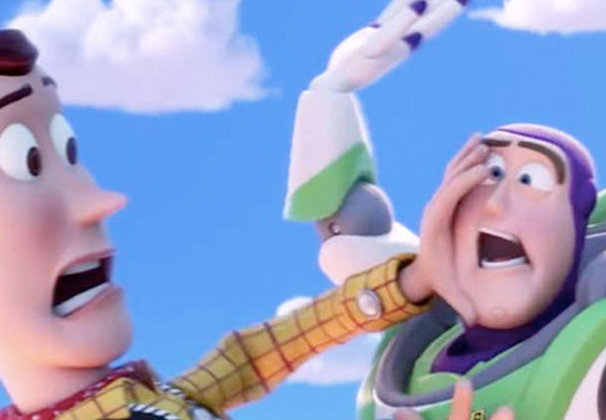 Second trailer for Toy Story 4 is here.