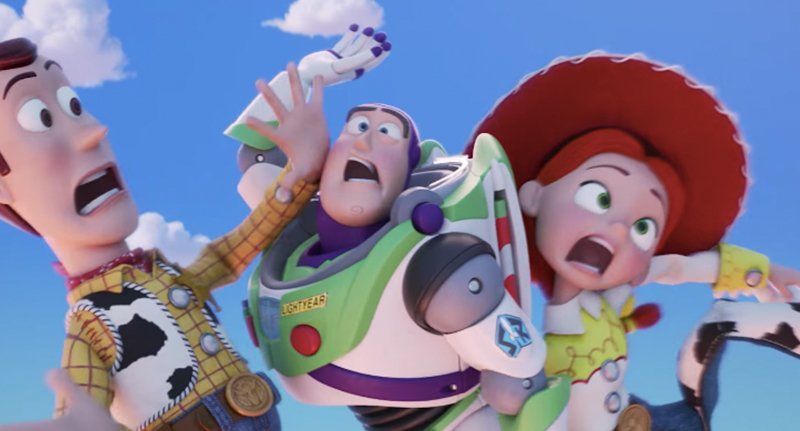 Toy Story 4 teaser trailer has dropped.