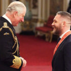 Tom Hardy Full Of Pride As He Receives CBE From Prince Charles