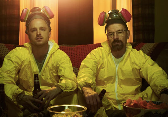 breaking bad boiler suits