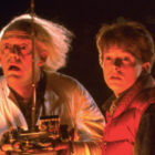 Michael J Fox Reunites With Christopher Lloyd On Red Carpet In Back To The Future Reunion
