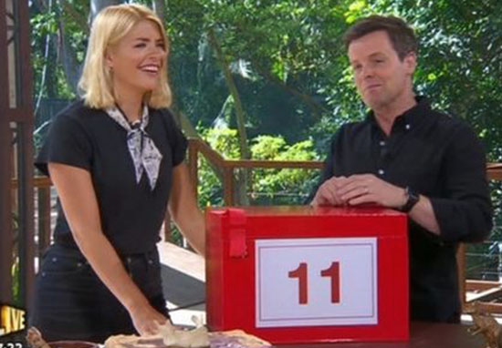 dec and holly willoughby