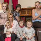 Mum-Of-Seven Who Is Pregnant With Twins Wants Larger Council House