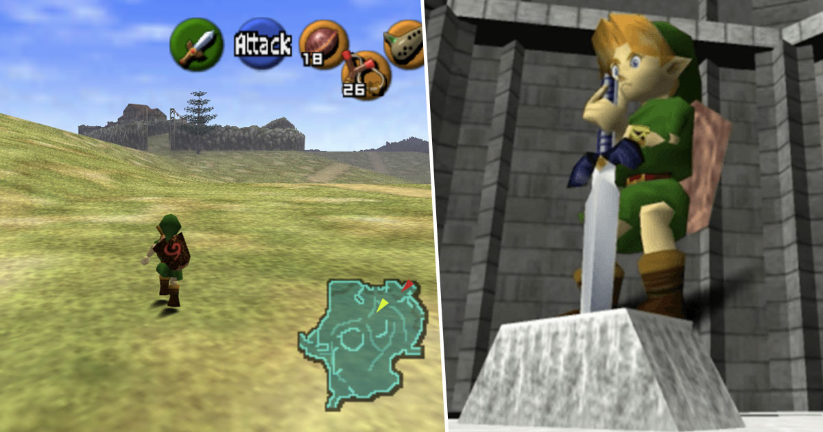 Should 'Ocarina of Time' Be Called the Greatest Game Ever ...