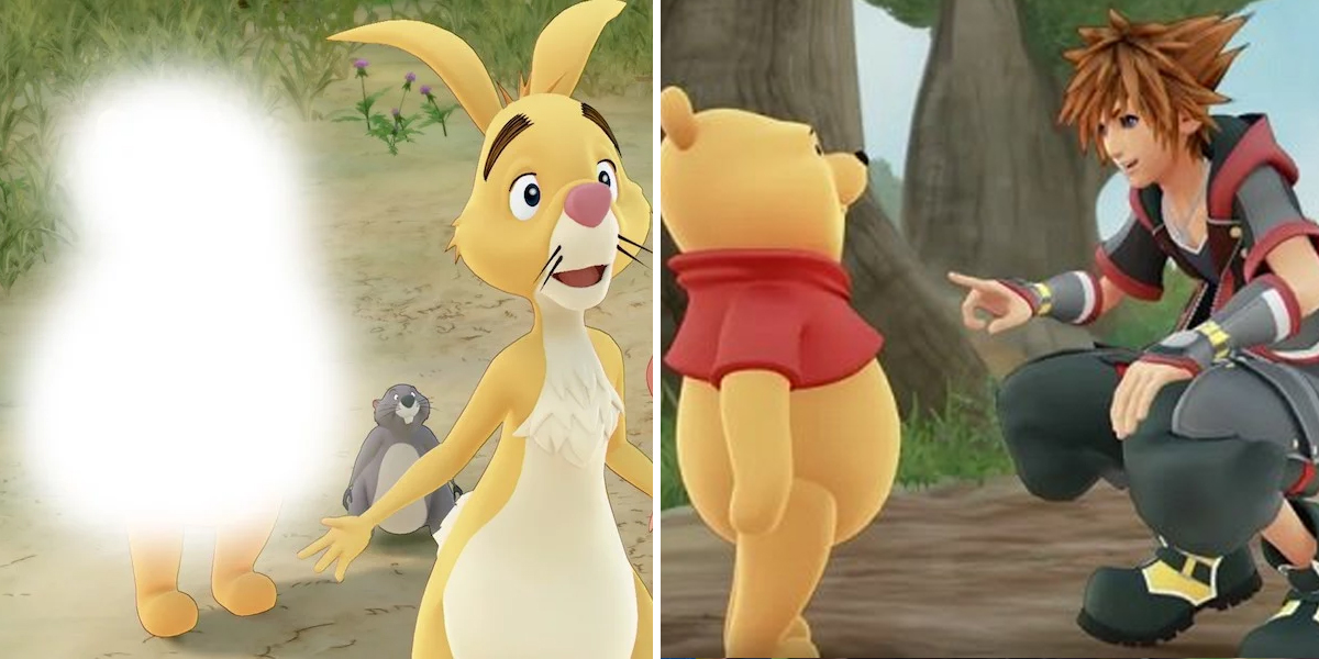 Why Winnie The Pooh Is Censored In Kingdom Hearts 3 In China
