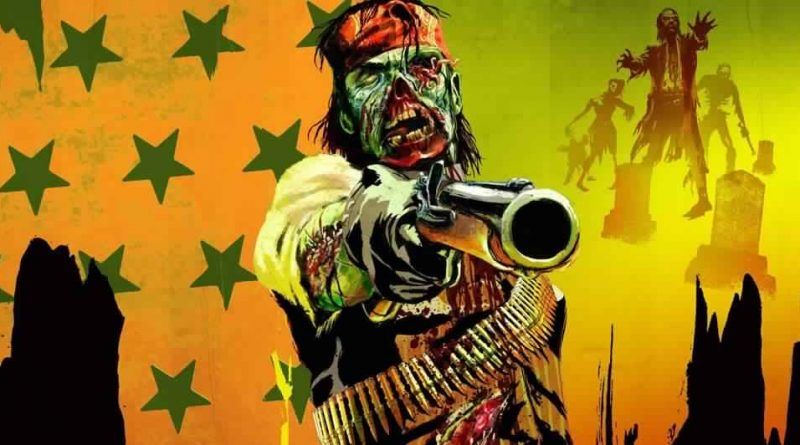 Cover to Red Dead Redemption Undead Nightmare