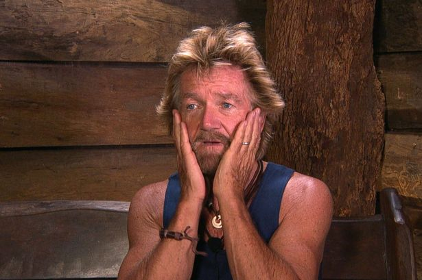 Noel Edmonds shocked I'm A Celeb