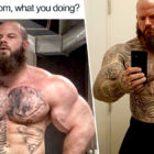 Bodybuilder Finds Out He's In A Meme, Responds Perfectly