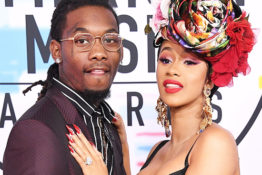 Cardi B and Offset have split up.
