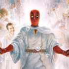 Ryan Reynolds Reveals 'John Wick' Easter Egg in 'Once Upon a Deadpool' Poster