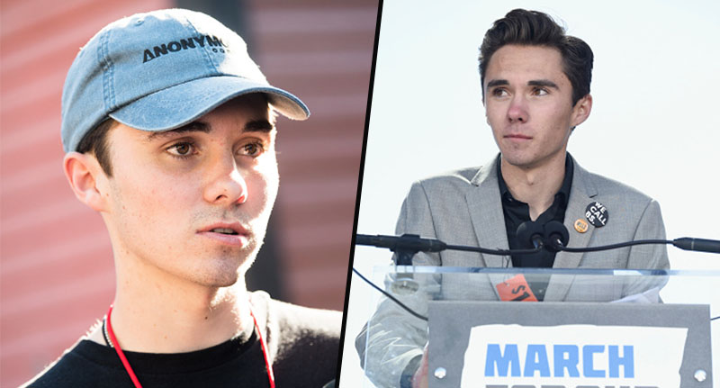 David Hogg gets accepted into Harvard