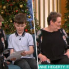Viewers In Tears After Anne Hegerty Meets Young Superfan With Autism
