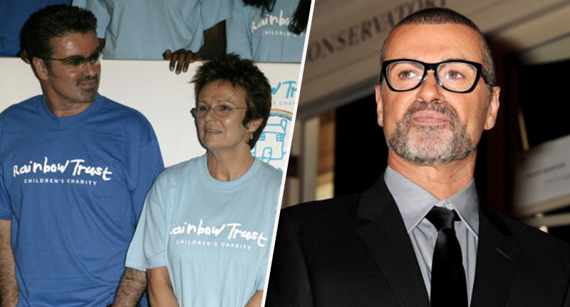 George Michael philanthropy